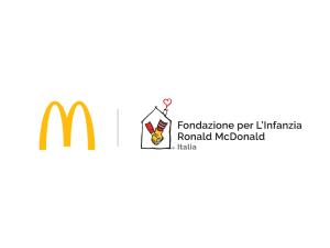 Fondo McDonald's Italia e Fondazione per l'Infanzia Ronald McDonald per l'emergenza COVID-19